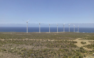 SKIC will participate in the construction of the largest wind farm in Latin America
