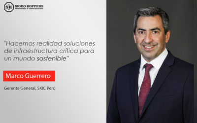 """SKIC Peru: """"We make critical infrastructure solutions for a sustainable world a reality"""""""